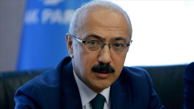 Maliye Bakanı Elvan Kocaeli'ye geliyor