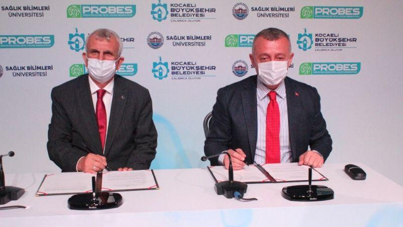 Proje için imzalar atıldı! Türkiye'ye örnek olacak