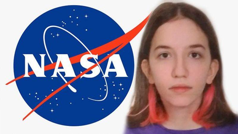 Gebzeli öğrenciden büyük başarı! Makalesi NASA'da yayımlandı