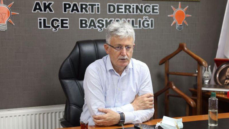 """Ellibeş: """"Türkiye'de göçmenden fazla muhalefetin göçmen yalanı var"""""""