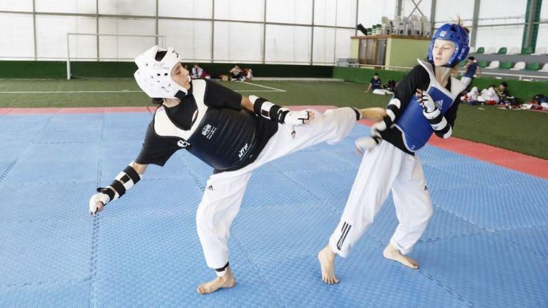 Körfez'de taekwondo rüzgarı