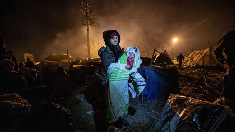 'Göç' konulu 6. uluslararası fotoğraf yarışması sonuçlandı