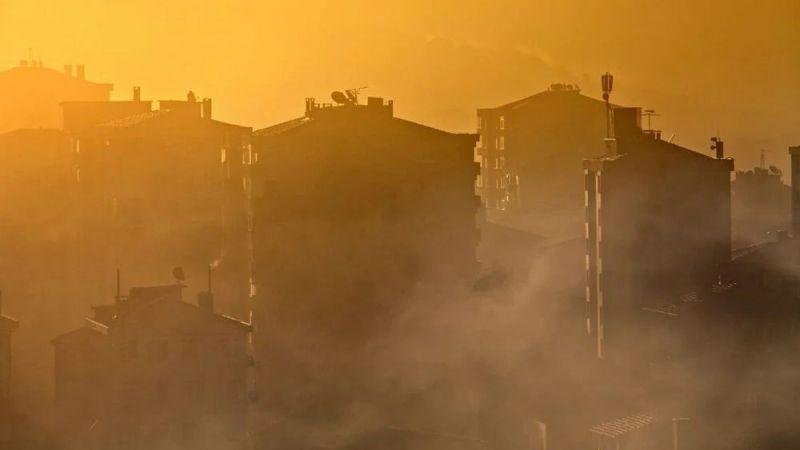 Hava kirliliği en yüksek seviyeye ulaştı!