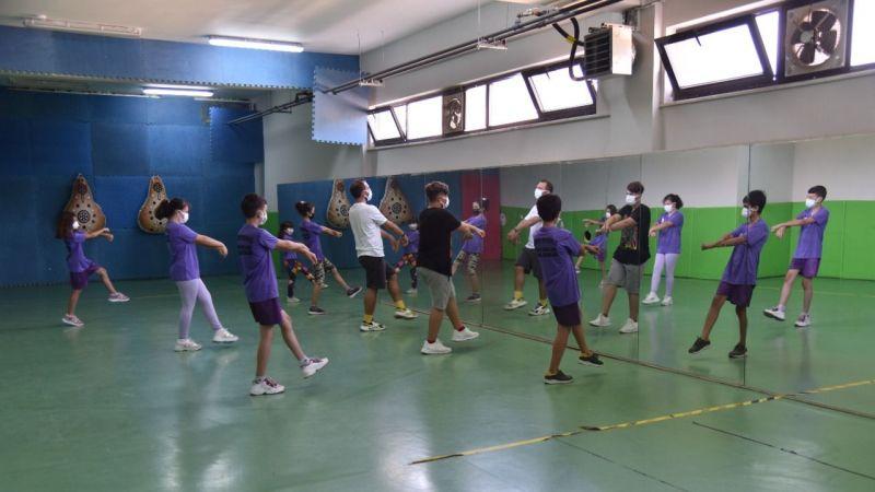 Kartepe'de 2 bin 500 çocuk yaz spor okullarından faydalandı