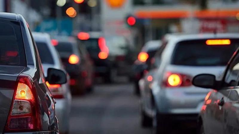 Kocaeli'de araç sayısı her geçen gün artıyor