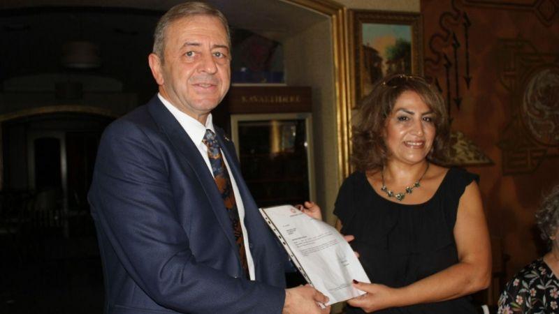 DP İzmit'e kadın başkan