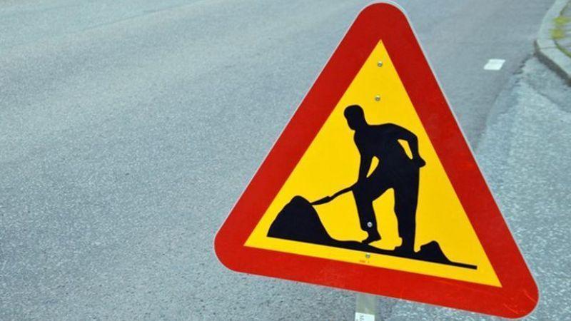 Aksığın ve Tepecik Mahalleleri yolunda asfalt çalışması