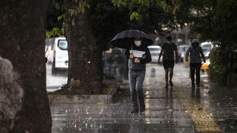 Meteoroloji'den Kocaeli'ye yağış uyarısı!