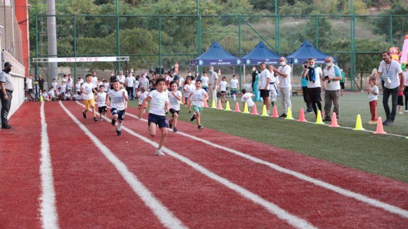 Çocuk Maratonu'nu Zafer coşkusunu taçlandırdı