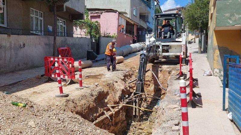 Bağdat Caddesi'nde altyapı çalışmaları tamamlandı