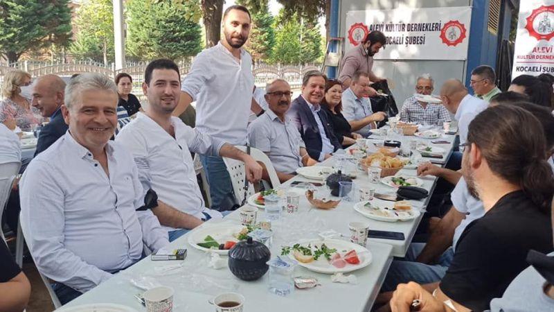 Alevi Kültür Dernekleri kahvaltıda bir araya geldi