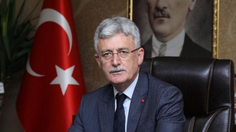 """Ellibeş: """"Türkiye'yi zayıf düşürmeye çalışanlar asla emellerine ulaşamayacaktır"""""""