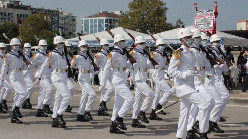 30 Ağustos Zafer Bayramı'nın coşkusu kente yayıldı
