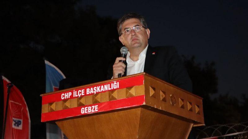 CHP Kocaeli, 30 Ağustos coşkusunu Gebze'ye taşıdı