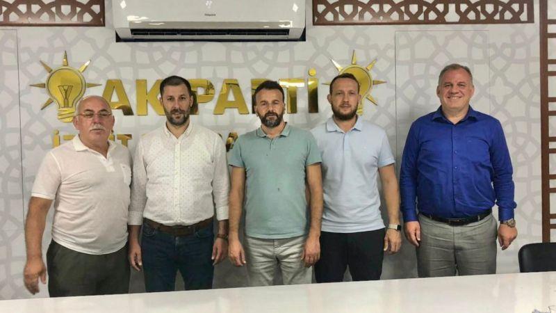 AK Parti İzmit İcra Kurulu yenilendi