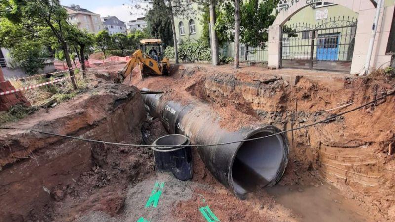 İSU'dan Kocaeli genelinde çalışma: Su baskınlarının önüne geçilecek