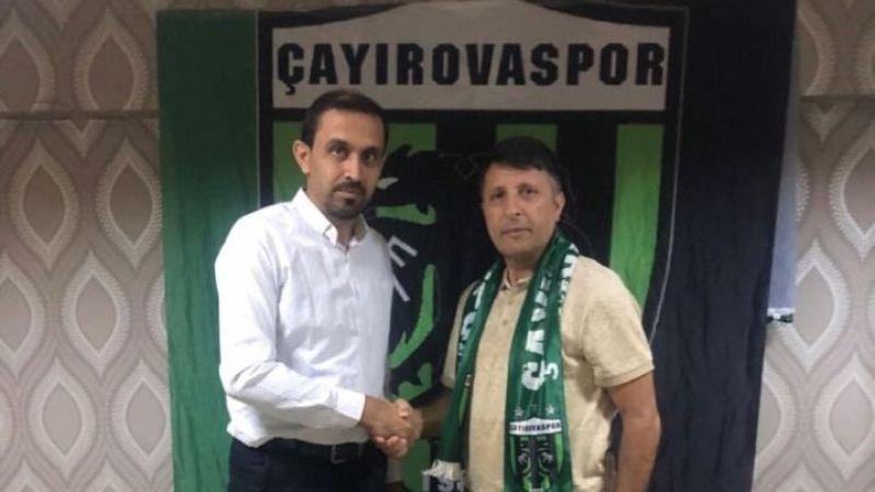 Çayırova'da yeni hoca Tutçuoğlu