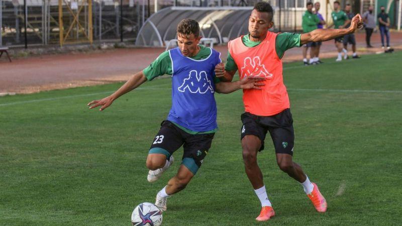 Altınova ile antrenman maçı
