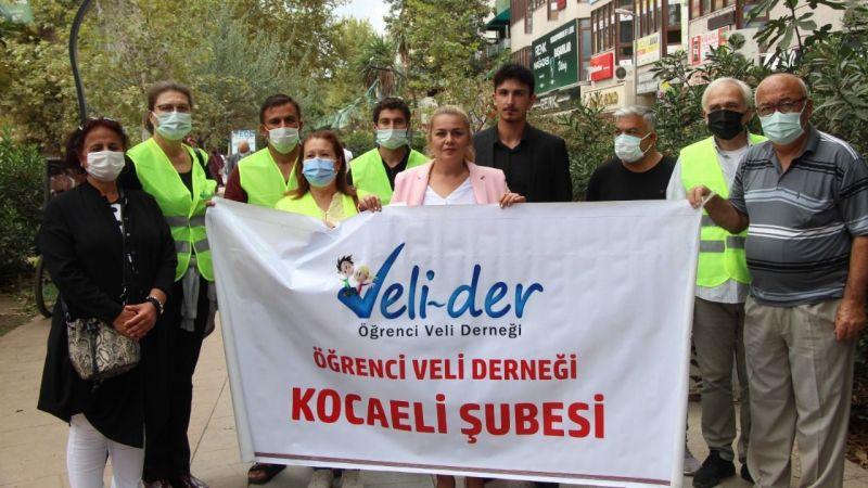 """Veli-Der: """"Okulların açılması acı tecrübe ile sonuçlanacak"""""""