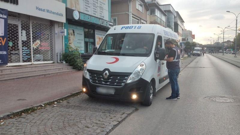Kocaeli'de korsan servislere geçit yok: Trafikten men edildiler!