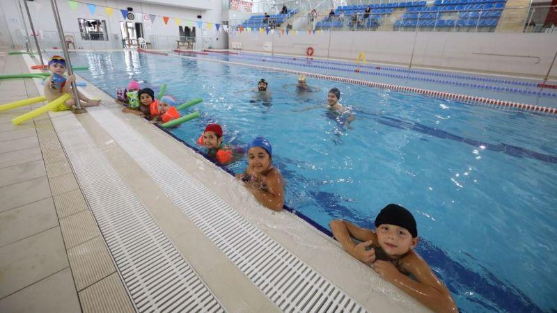 Başiskele'de yaz spor okulları sona erdi