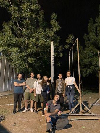 Büyükşehir'den KOÜ roket takımlarına tam destek