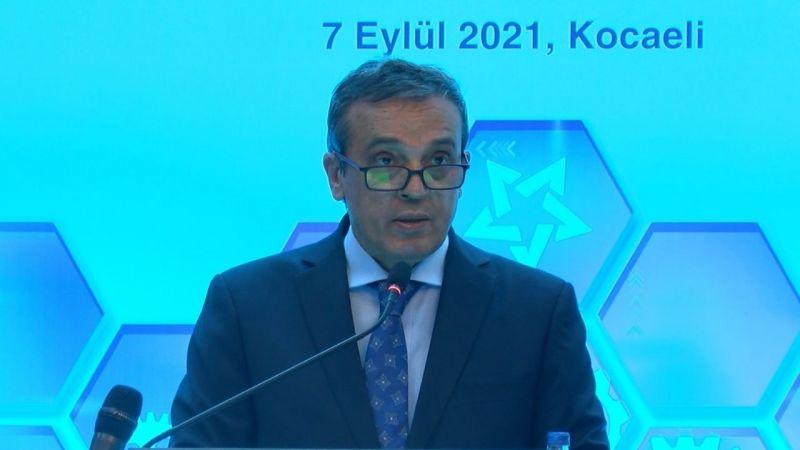"""TSE Başkanı Şahin: """"Hedefimiz standartların ekonomik büyümeye olan katkısının artırılmasıdır"""""""
