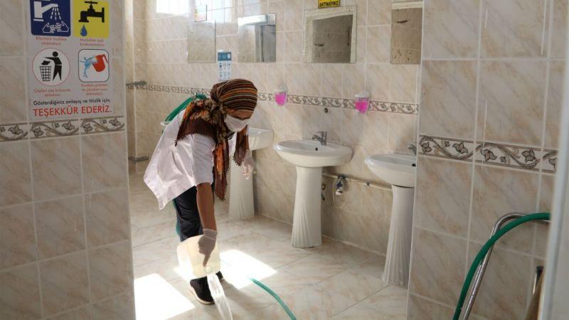 Kocaeli'deki okullara 1280 temizlik personeli alındı