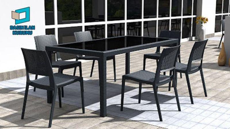 Büyükşehir plastik masa, sandalye ve tabure alacak