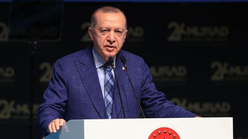 """Erdoğan: """"2023 hedeflerine adım adım yaklaşıyoruz"""""""