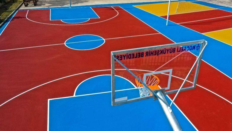 Gençler spor yapsın potasız okul kalmasın