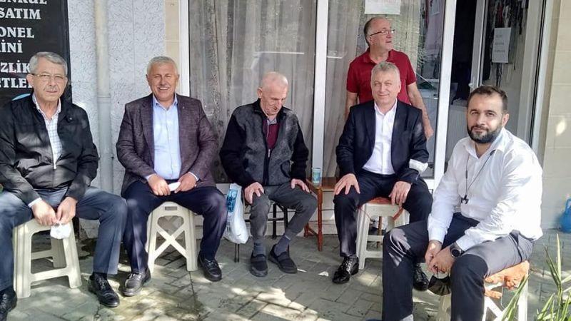 """""""AK Parti'ye destek sürüyor"""""""