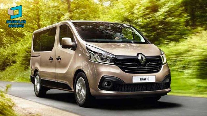 İcradan satılık 2016 model Renault Traffic