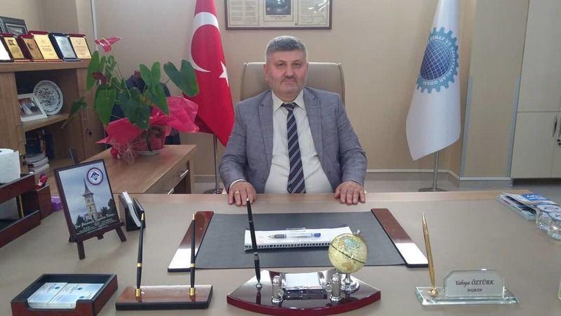 Öztürk'ten Ahilik Haftası mesajı
