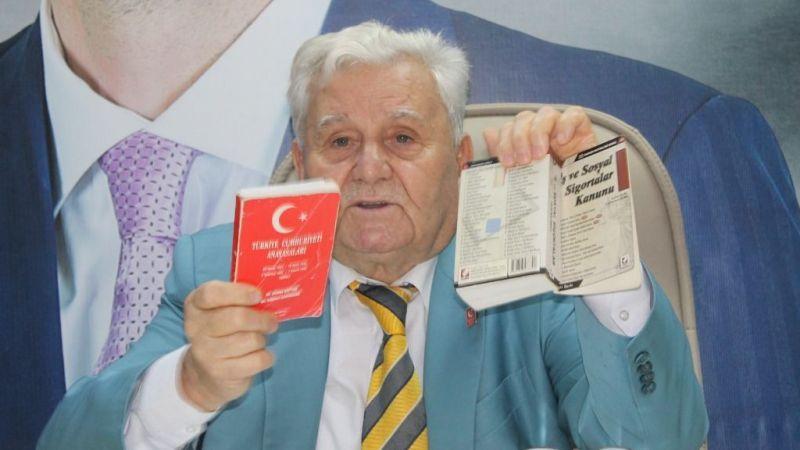 Mehmet Aras'tan aşı ve PCR çağrısı