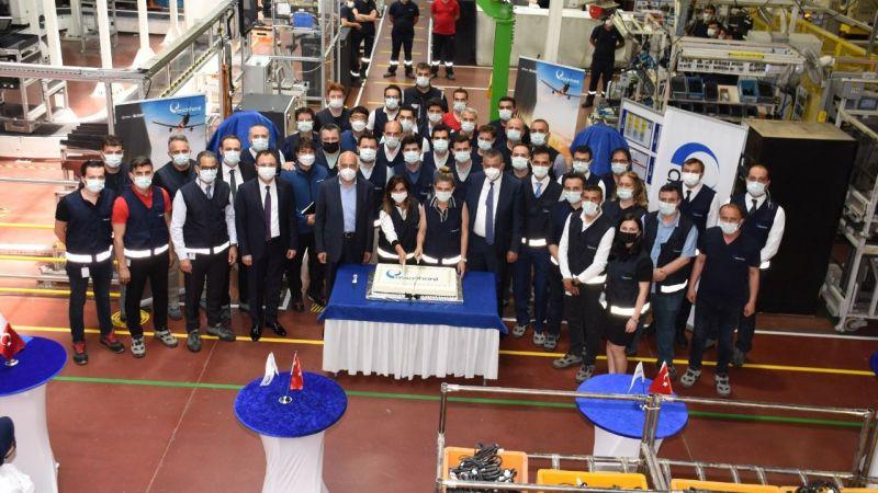 Kocaeli'de üretilip Kore'ye ihraç ediliyor