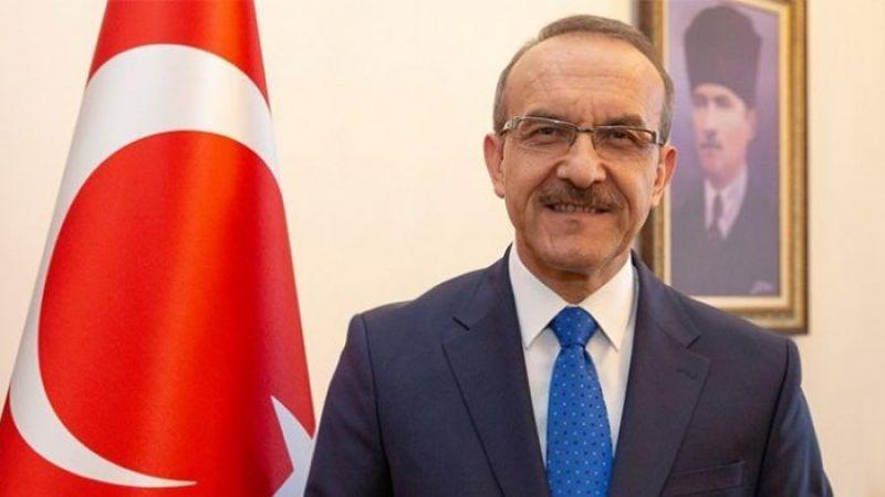 """Vali Yavuz: """"Bugün gazilerimiz şeref günüdür"""""""