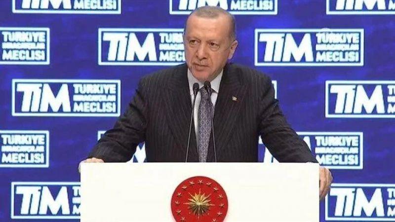 """Erdoğan: """"Türkiye, kritik eşiği yakaladı"""""""
