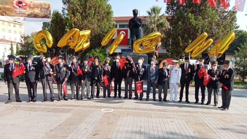 Gaziler Günü dolayısıyla tören düzenlendi