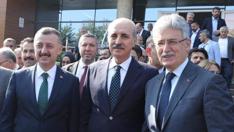 AK Parti Kocaeli 107.Genişletilmiş İl Danışma Meclisi'ne Numan Kurtulmuş geliyor