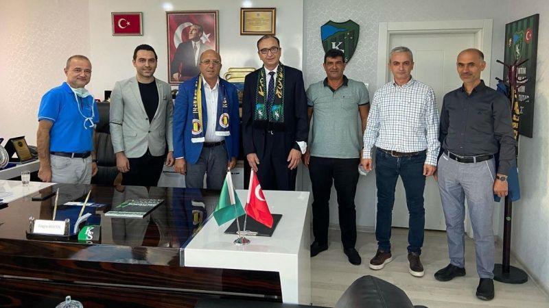Fenerbahçelilerden Körfez'e destek