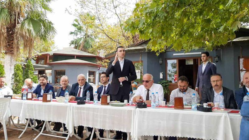 """MHP İl Başkanı Kurt: """"MHP'nin varlığını herkes hissetmeli"""""""