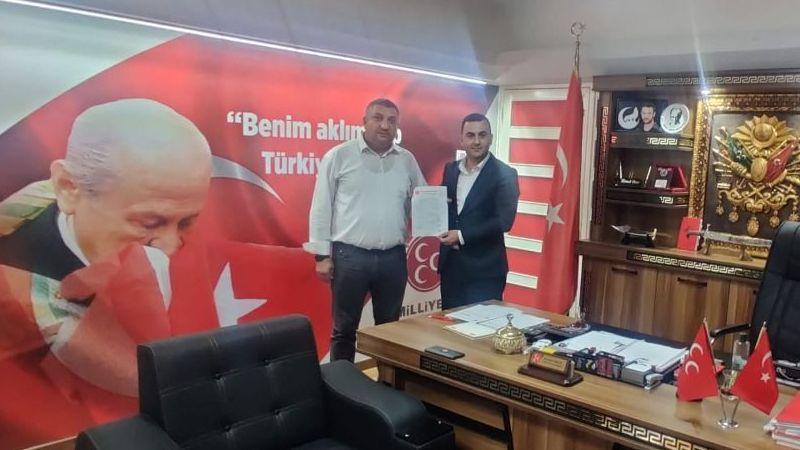 İYİ Parti'den istifa etti, MHP'ye geri döndü