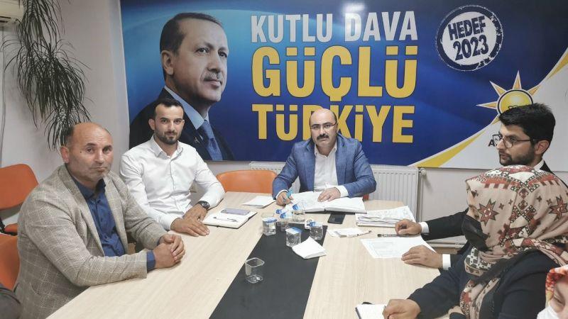 AK Darıca'da yeni icra belirlendi