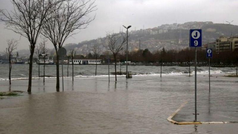 Bakanlık harekete geçti! Marmara için sel ve taşkın planı