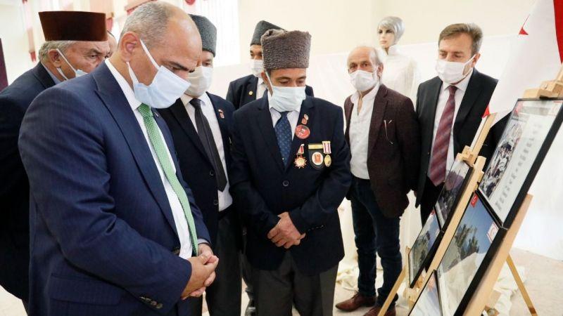 Şehit ve Gaziler sergide yad edildi