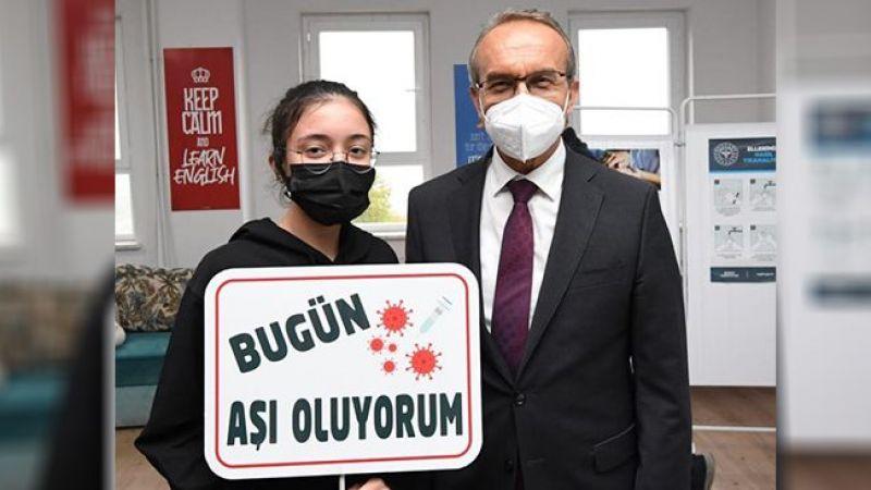 """Vali Yavuz: """"Hedefimiz aşılama oranlarını yükseltmektir"""""""