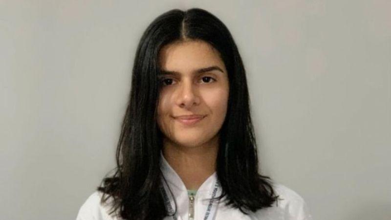 İzmit Belediyesporlu Melike Dünya Gençlik Ligi'nde 5. oldu
