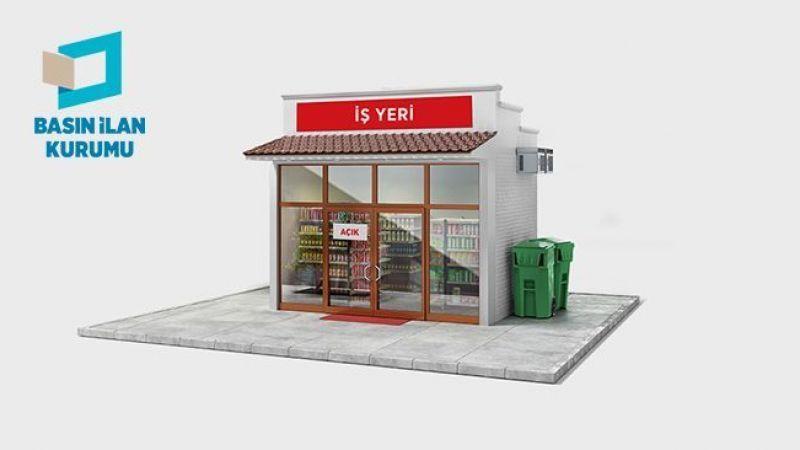 Gebze'de icradan satılık iş yeri