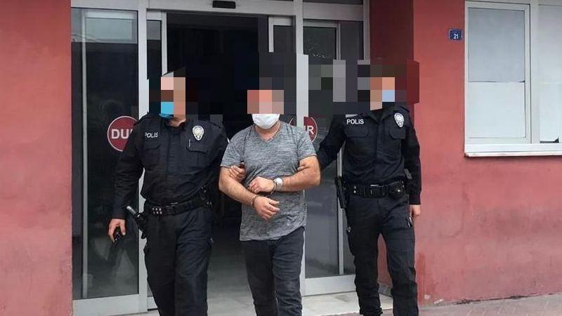 5 yıl hapis cezası ile aranıyordu, yakalandı